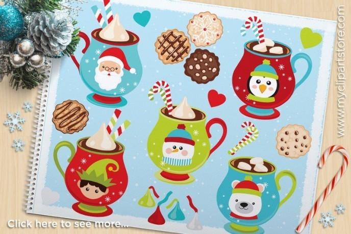 CM Christmas Hot Chocolate
