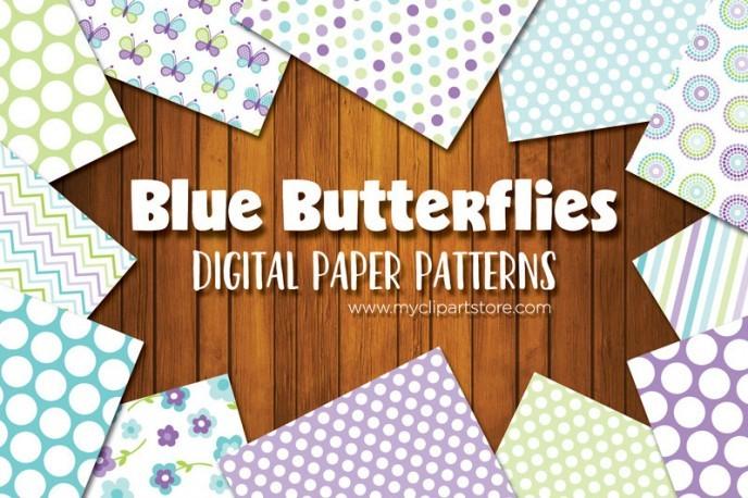 MCS-Paper-Butterflies-Blue