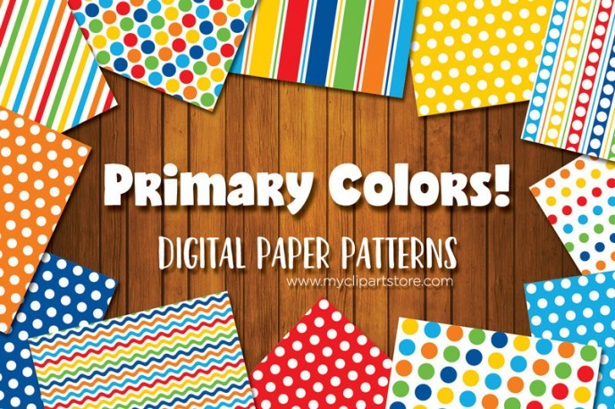 Paper-Primary-Colors